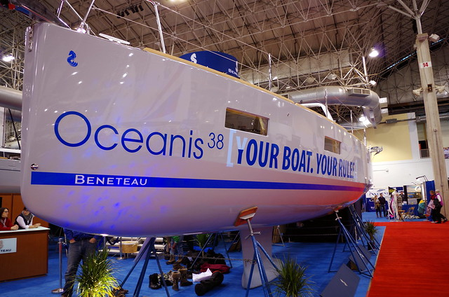 Oceanis 38 at Strictly Sail
