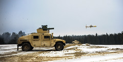 2-503 TOW missile training