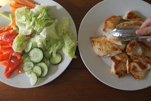 pan fried chicken DSC06540