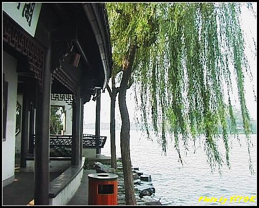 杭州 西湖 (其他景點) - 398 (西湖 湖心亭上的亭台樓閣 湖山一覽長廊)