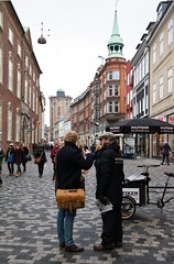 Købmagergade at Kronprinsensgade 2014