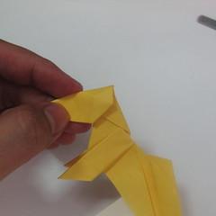 สอนวิธีพับกระดาษเป็นรูปลูกสุนัขยืนสองขา แบบของพอล ฟราสโก้ (Down Boy Dog Origami) 095