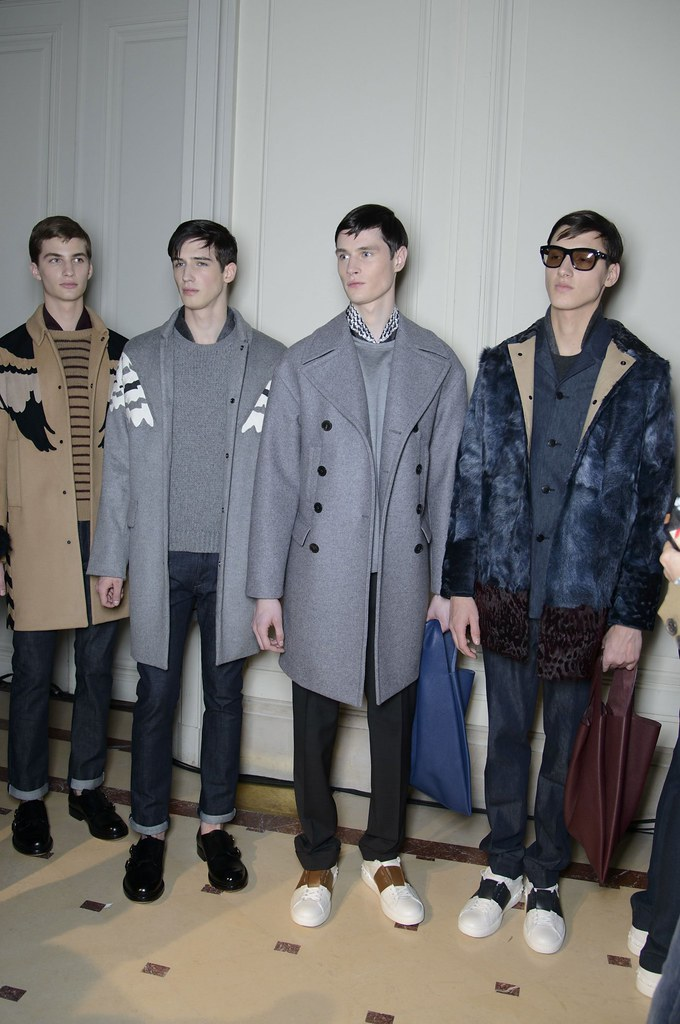 FW14 Paris Valentino449_Jan Purski, Ian Sharp, Andrew Westermann, Luca Stascheit(VOGUE)