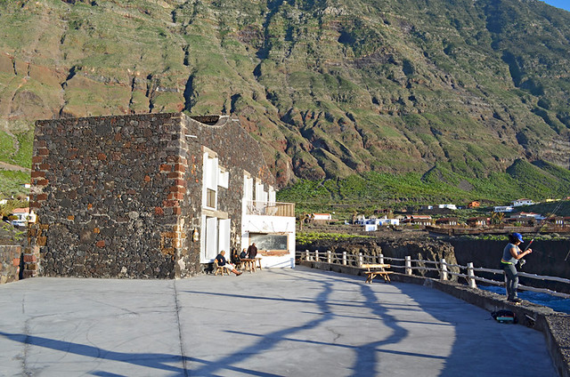 World's Smallest Hotel ex, El Hierro