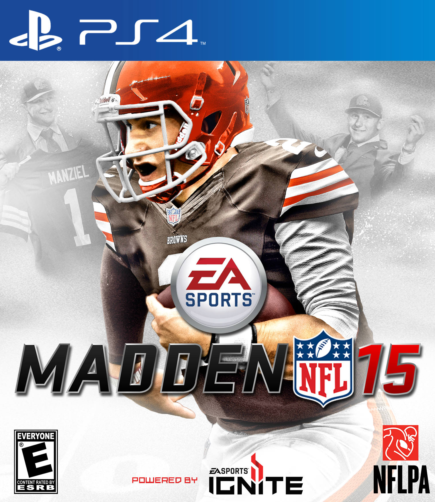 madden 15 official cover - photo #23