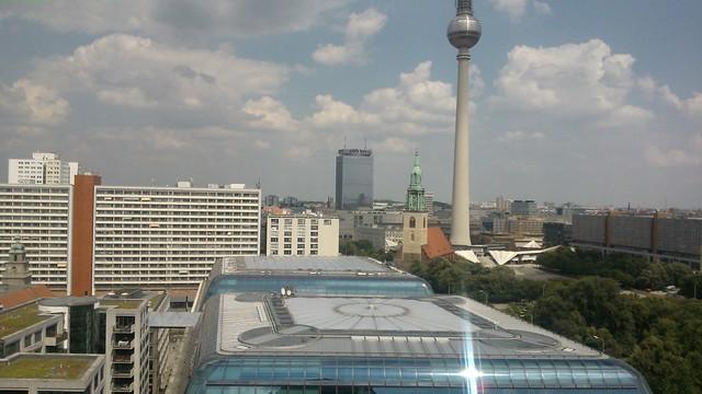 Berlín: edificios y más edificios