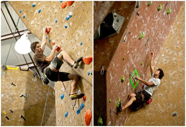 Climbing routes 2