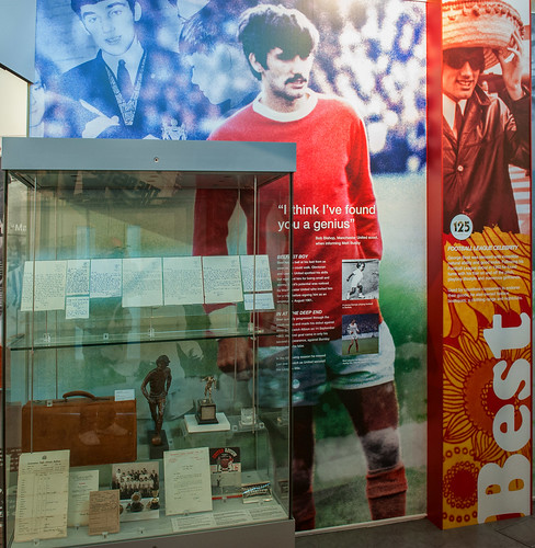 George Best Soccer photo