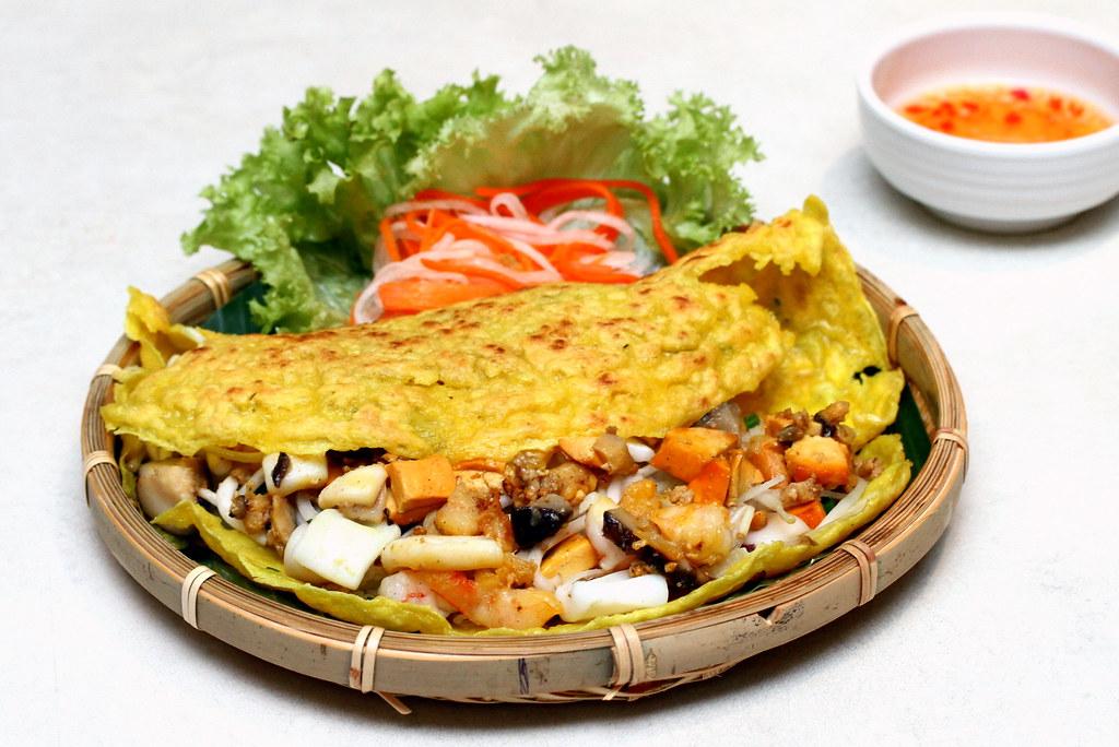 JEM Food Trail: So Pho's Banh Xeo