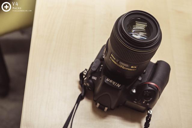 Nikkor 100mm F2.8 VR Micro