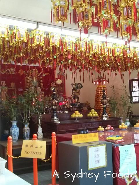 Tien Ha temple, canley vale