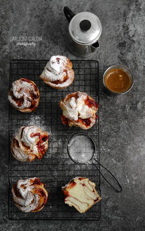 mini torte di rose