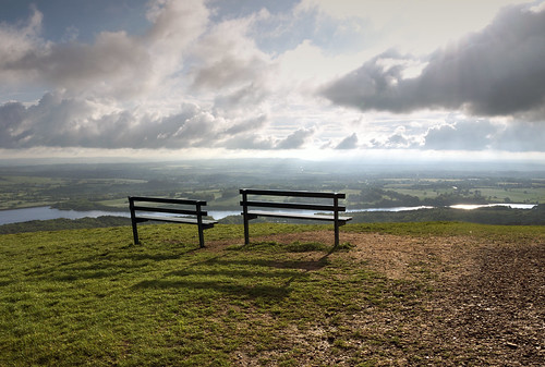 Benches, Rivington Pike