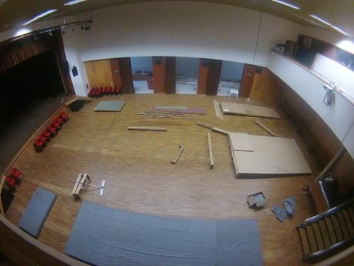 Arte em Peças 2014 - Preparação (1)