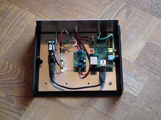 Turn your Raspberry Pi into a live HDTV transmitter - OZ9AEC Website