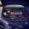 Driving the hydrogen powered Toyota Mirai