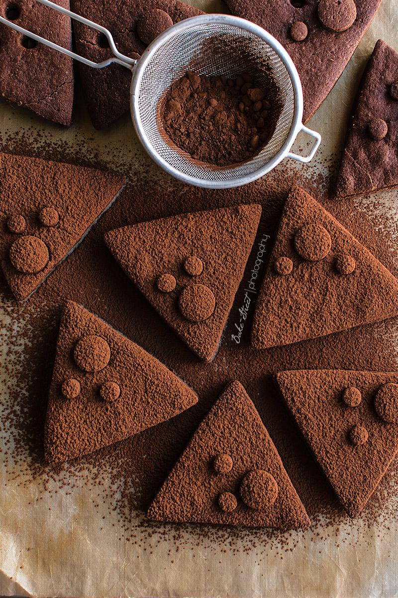 """Galletas de chocolate """"Le Goûter"""""""