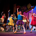 Junie B. Jones, The Musical. Credit Matt Gale Photography 2016 -