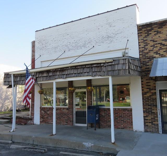 Post Office 65332 (Green Ridge, Missouri)
