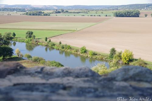 Blick von der Schönburg