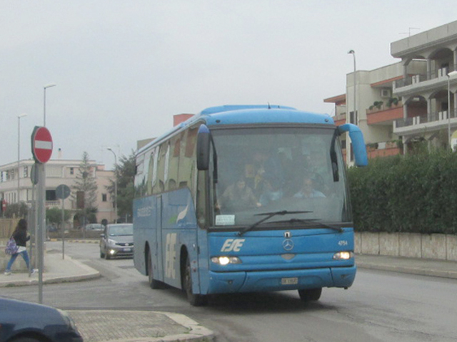 autobus pendolare fse