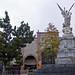 Saltillo. Monumento al Poeta Miguel Acuña.