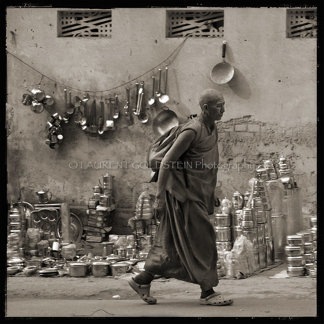 The Monk Who Renounced Possessions