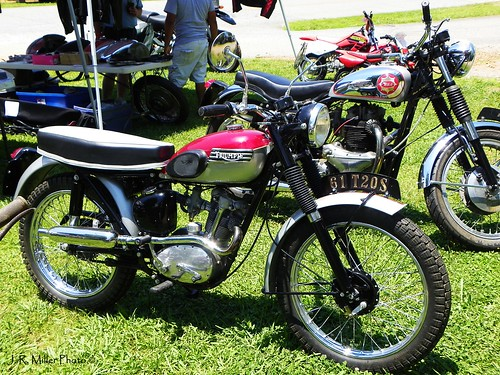 Triumph & BSA Motorcycles