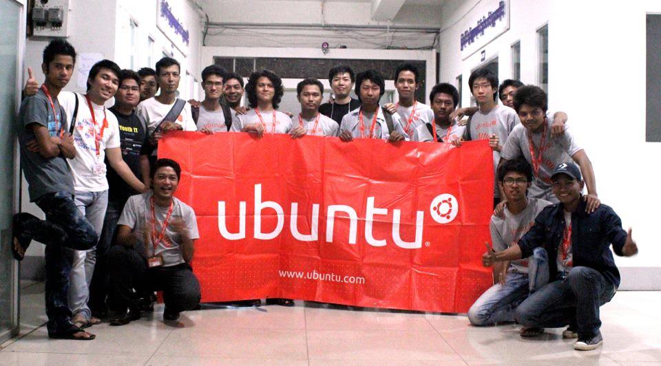 Ubuntu Intermediate Class - Mandalay