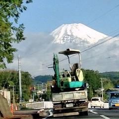 Mt.Fuji 富士山 4/22/2013