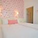 Dreibett Superior Zimmer im Hotel Domspitzen Köln