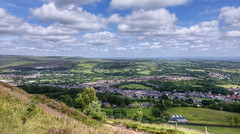 View from Holcombe Hill