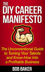 The DIY Career Manifesto book