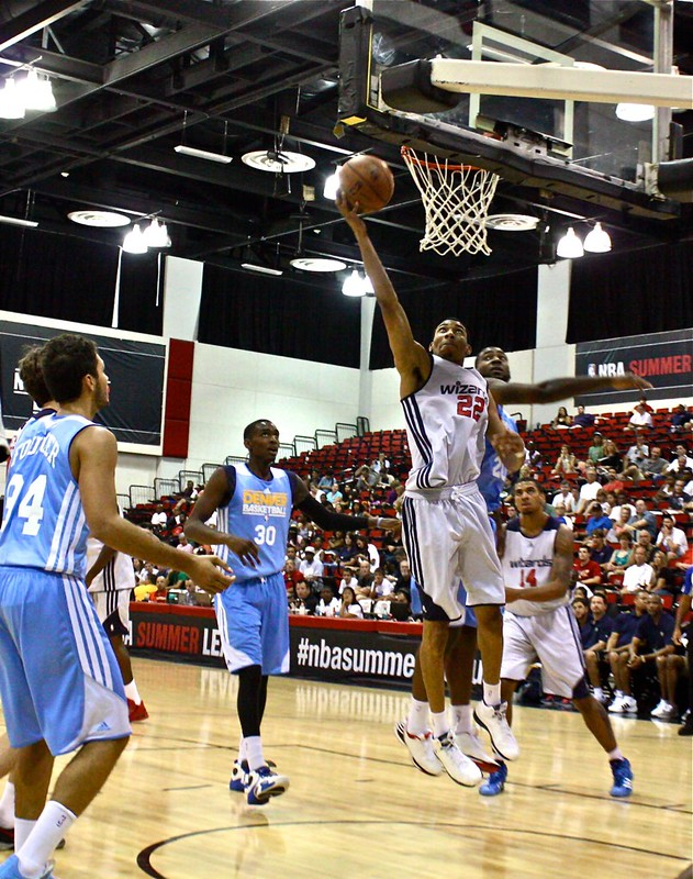 Otto Porter was a disappointment in Vegas, but he's got time - Washington Wizards - 2013 NBA Las Vegas Summer League