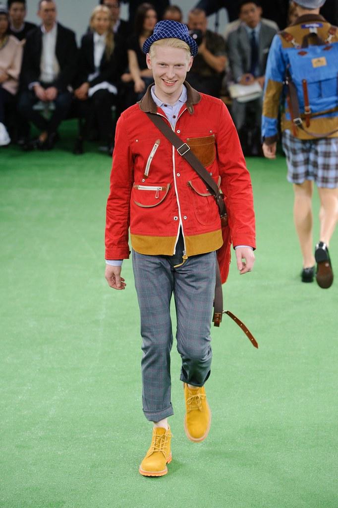 SS14 Paris Junya Watanabe026_Diederick Van Der Lee(fashionising.com)