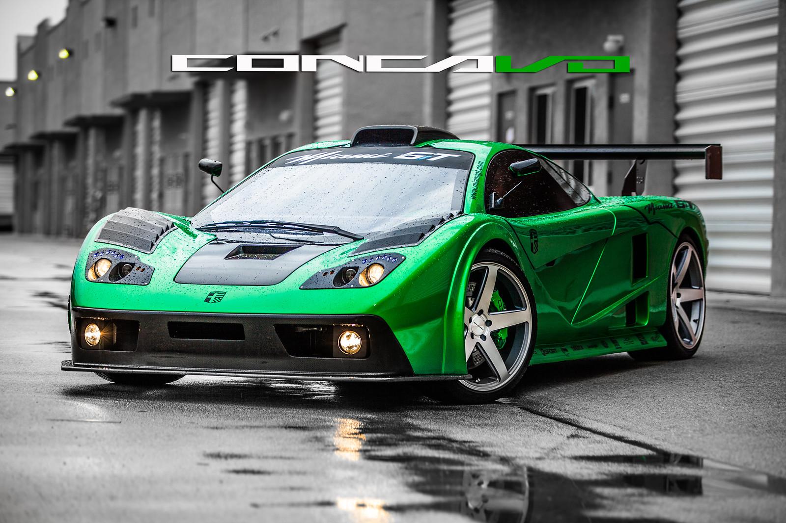 Miami Gt Model Shoot Concavo Cw 5 Ddrmotorsport