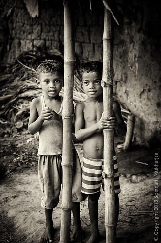 portrait people kids child santiniketan bolpur somnathmukherjee