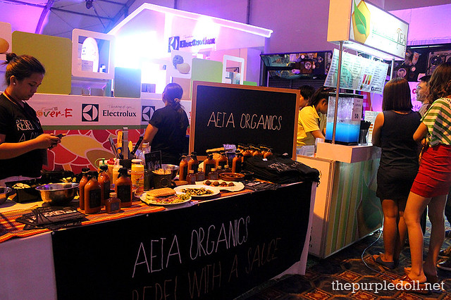 Aeta Organics and BumbleTea