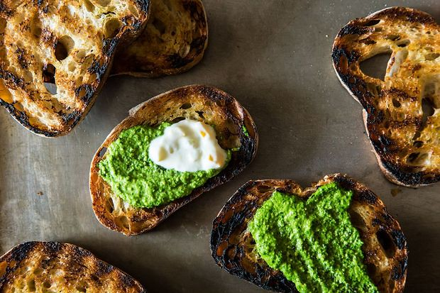 Ideas for Using Pesto, from Food52