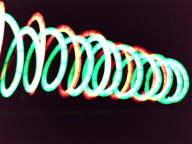Light Painting (July 2013)