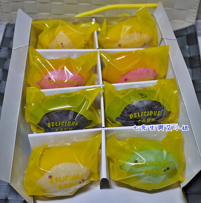 6 麥田金低糖蛋糕