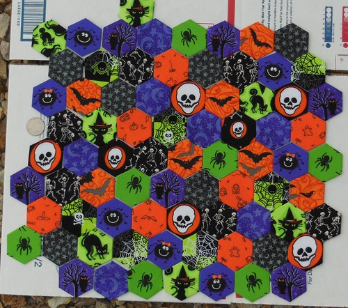 Halloween in Hexigons