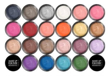 Makeup Forever Aqua Cream Colours