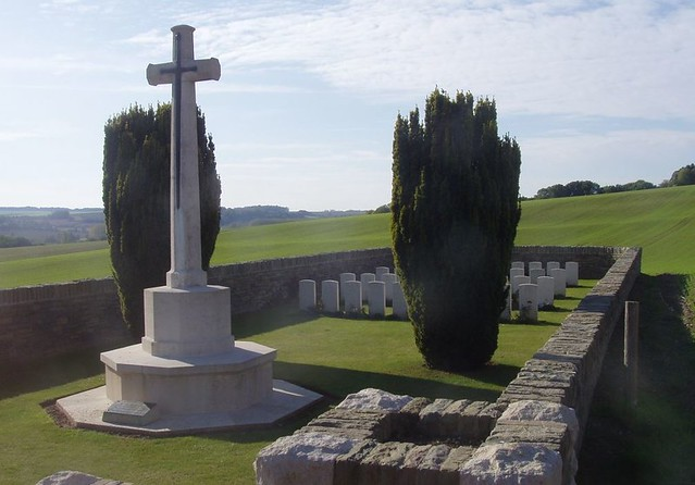 7. Wavans British Cemetery