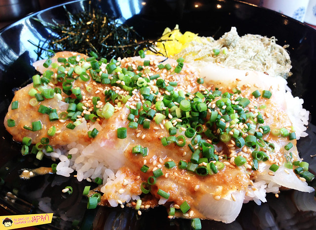 Tsukiji Restaurant  GEN-CHAN - Uzu Set 2
