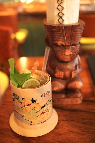 Trader Vic's Tiki Bar | Pearl District, Portland
