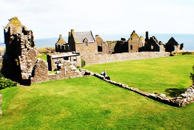 Dunottar Castle, Aberdeenshire, Scotland