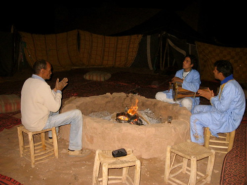 Morocco Fire