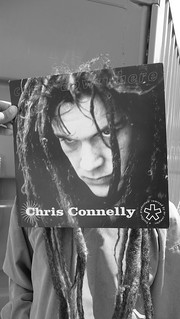 Chris Connelly - Come Down Here sleeveface