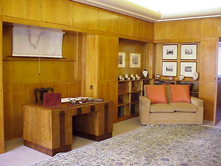 Office, Eltham Palace